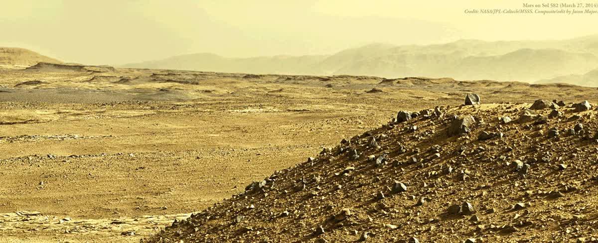 Mars : photoshopbattles GIFs