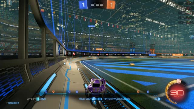 Watch and share Rocket League 2019.07.08 - 19.57.13.12 GIFs by jmsynr on Gfycat