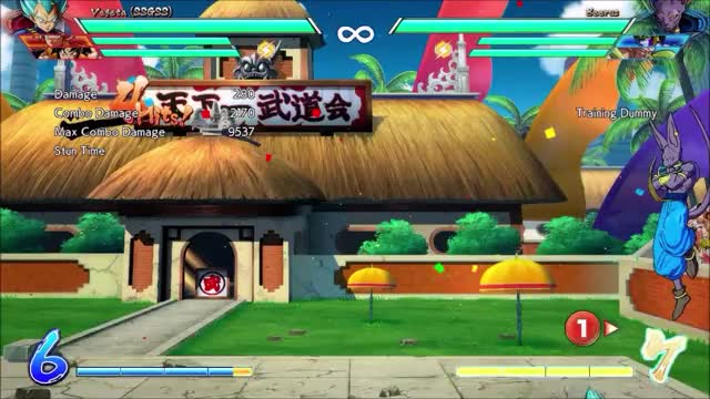 Watch and share Dbfz GIFs by Ron Serruya on Gfycat