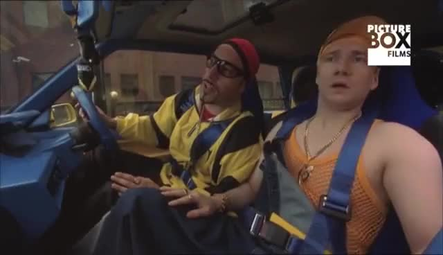 Watch and share Ali G Indahouse - Car Scene OFFICIAL HD VIDEO GIFs on Gfycat