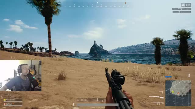 Watch DAMN GIF by ILL_Meat (@ill_meat) on Gfycat. Discover more damn, k98, pubattlegrounds, pubg GIFs on Gfycat