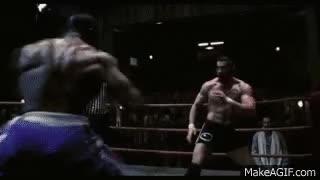 Watch Best fight scenes of UNDISPUTED 2 ! Yuri Boyka (Scott Adkins) GIF on Gfycat. Discover more related GIFs on Gfycat