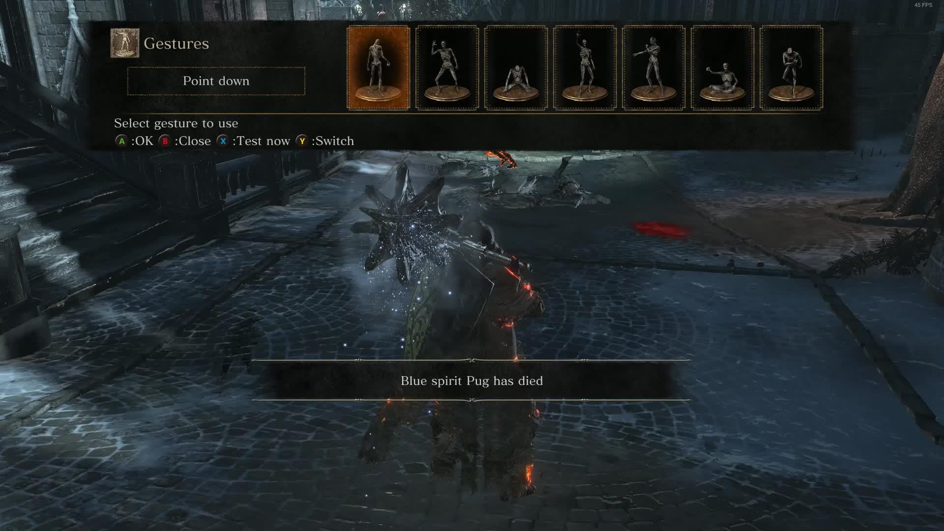 DarkSouls, DarkSouls3, DarkSoulsIII, Invasion, Strength, VordtHammer, Kills 2 Darkmoon, but I am too Stronk GIFs