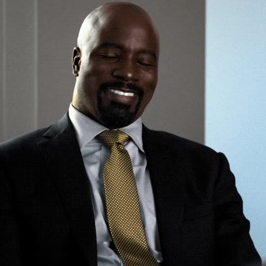 Watch and share Mike Colter GIFs on Gfycat