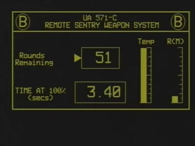 Watch and share Aliens Sentry Gun Program GIFs on Gfycat