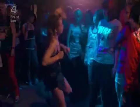 Watch pandora dancing GIF on Gfycat. Discover more effy, kaya scodelario, lisa backwell, pandora, skins GIFs on Gfycat