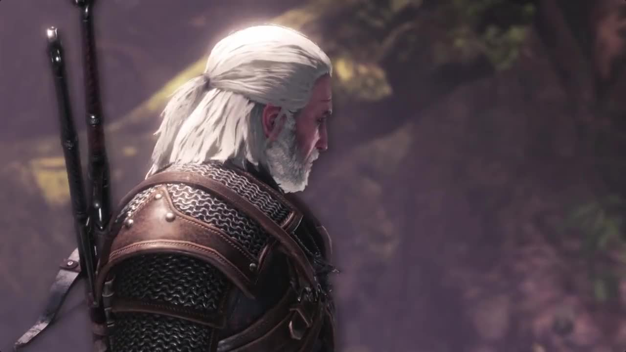 Quest, Secret, Witcher, ending, gingy, mhw, Monster Hunter World: HOW TO GET WITCHER QUEST SECRET ENDING! GIFs