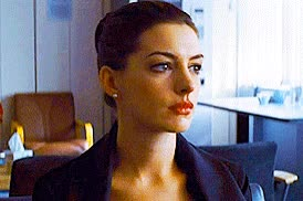 Watch and share Anne Hathaway GIFs on Gfycat