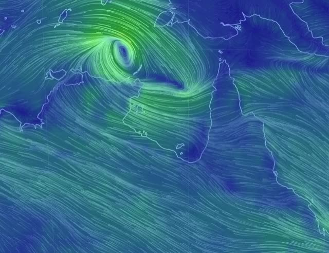 Watch and share Wind Map GIF GIFs on Gfycat