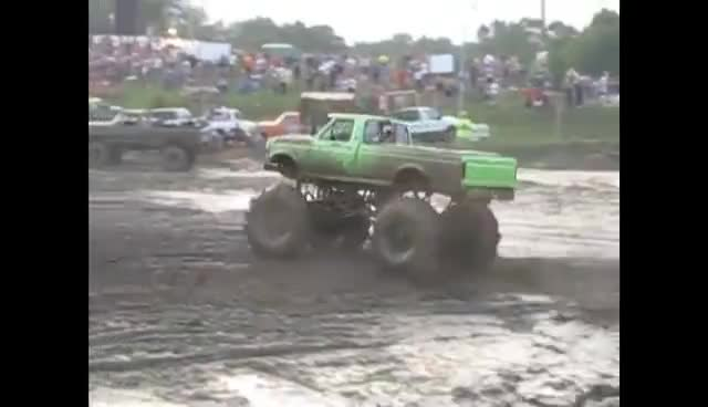 Truck, Oops GIFs