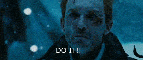 do it, just do it, watchmen, The Heist GIFs