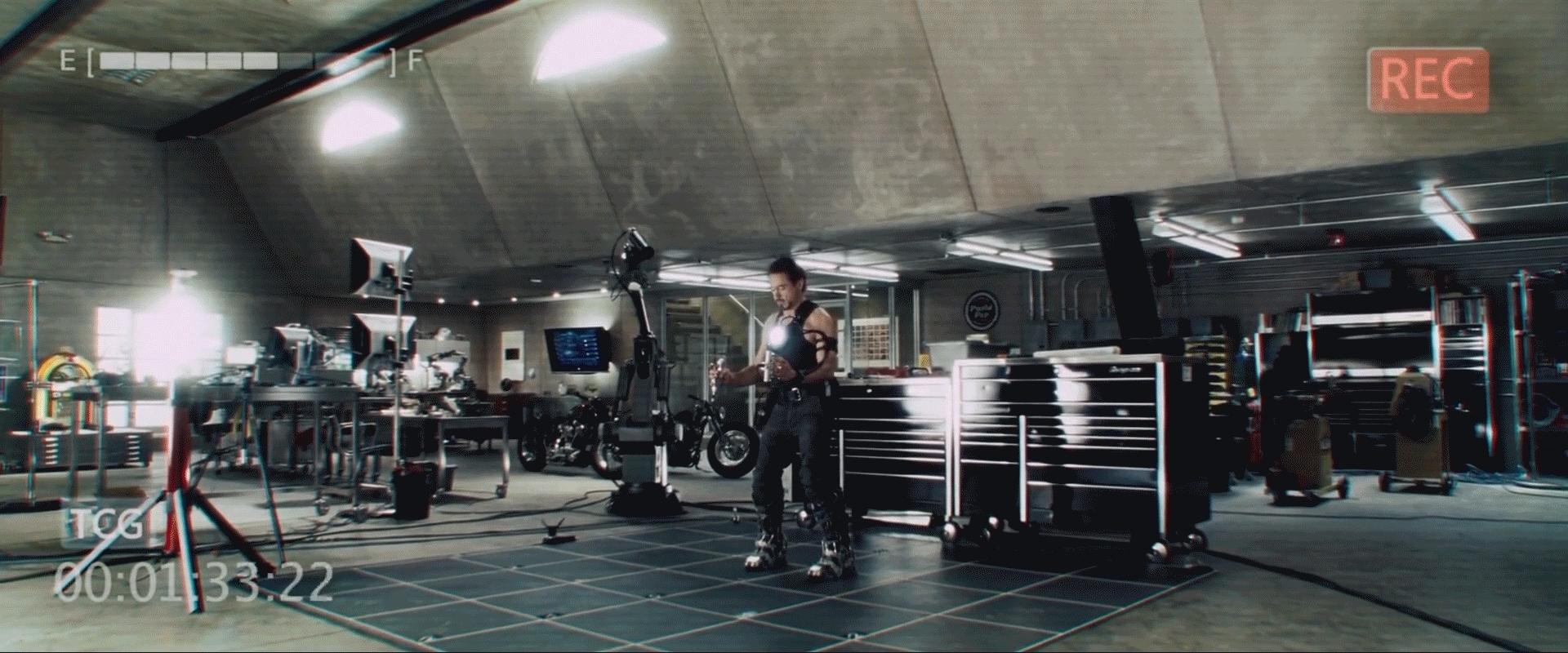 tarantinogifs, Iron Man Fail (reddit) GIFs