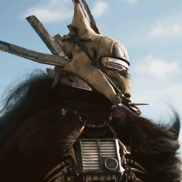 Watch and share Star Wars Gifs GIFs and Enfys Nest GIFs by Darkside Creative on Gfycat