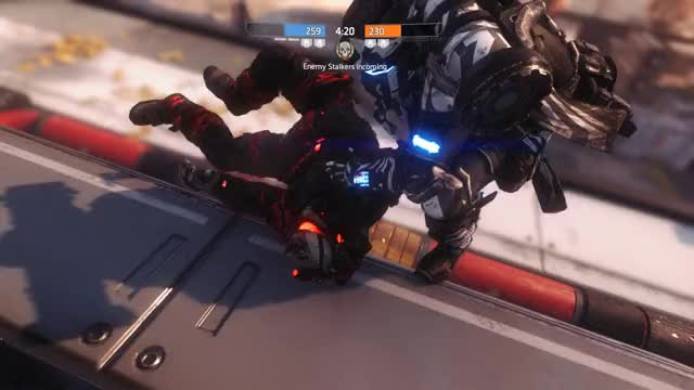 Watch The Ultimate Titan Grapple GIF by UltraFriendlyBoy (@nitrohypergo) on Gfycat. Discover more roosterteeth, titanfall GIFs on Gfycat