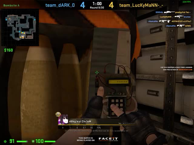 Watch and share Counter-strike Global Offensive GIFs by ChrisM on Gfycat
