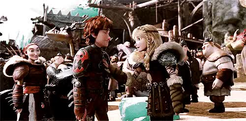 Watch 221B TARDIS GIF on Gfycat. Discover more astrid, hiccelsa, hiccstrid, hicctoothastrid, hiccup, how to train a dragon 2, toothless GIFs on Gfycat