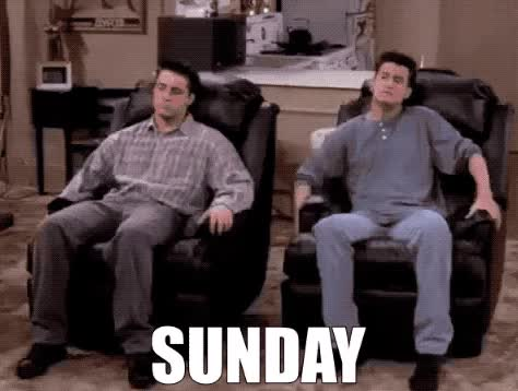 Watch and share Sunday GIFs by Reactions on Gfycat