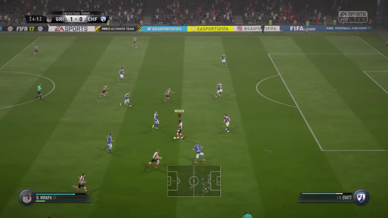 FifaCareers, Ridiculous officiating... GIFs