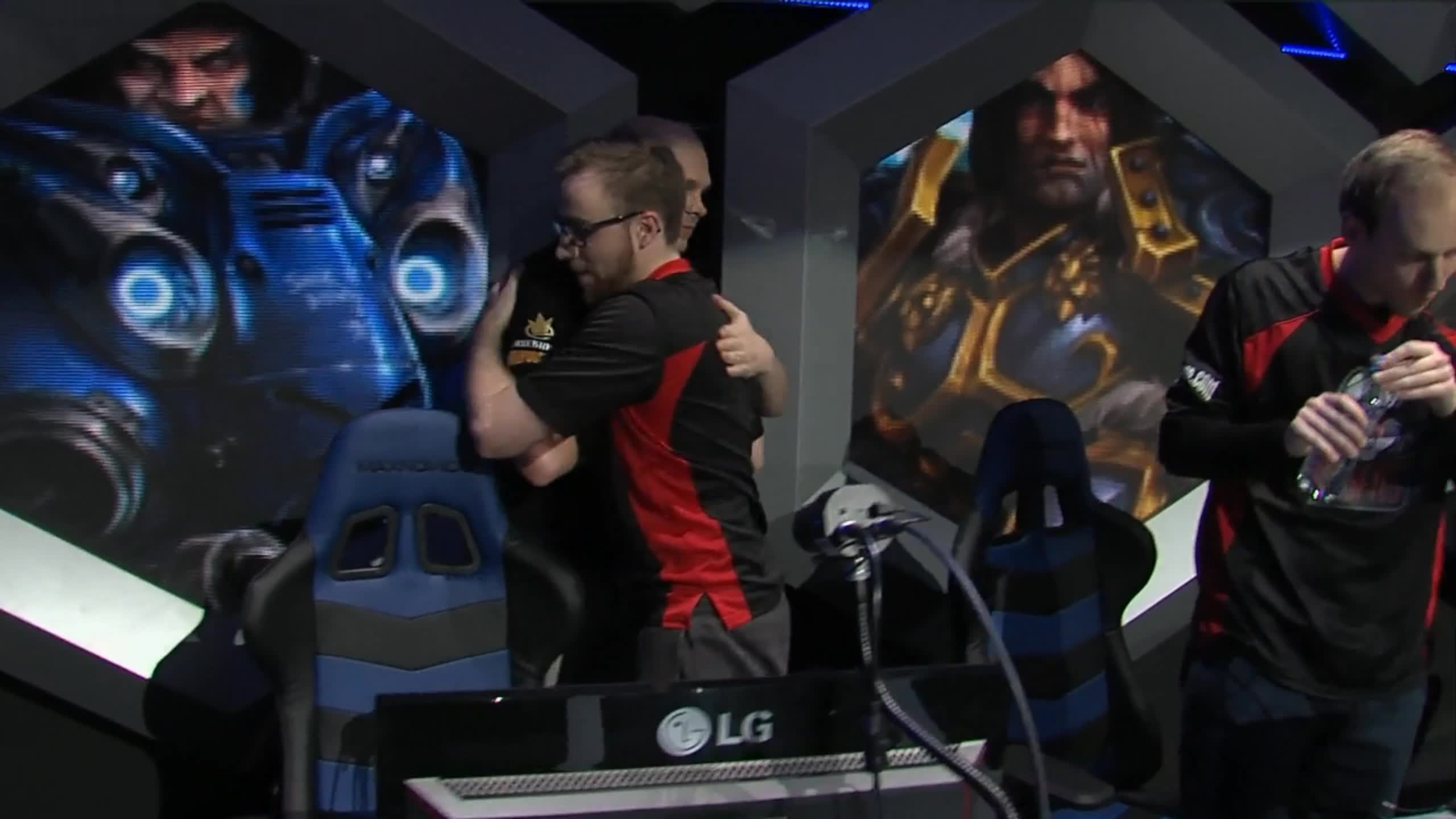 cringe, cringepics, esports, Victory celebration goes wrong. Horribly. GIFs