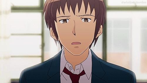 animegifs, news, trashy, MRW new gfycat site [Haruhi] (reddit) GIFs