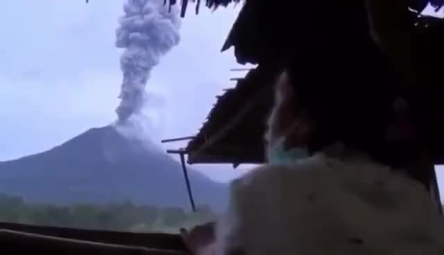 Watch and share Indonesia GIFs and Volcano GIFs on Gfycat