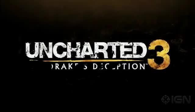 Uncharted, Uncharted GIFs