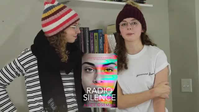 Watch Kat recommends Radio Silence GIF on Gfycat. Discover more Booktube, imovie, paperbackdreams, reading GIFs on Gfycat