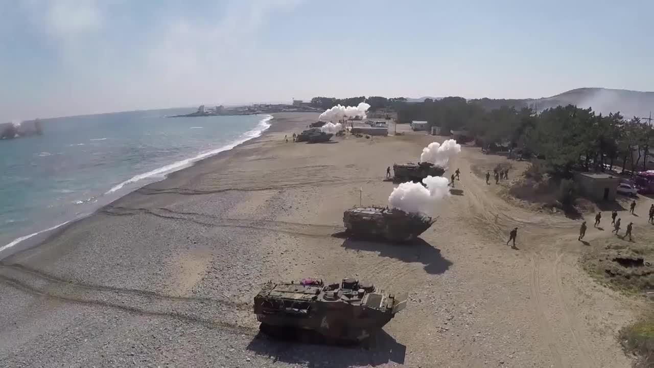 marines, military, militarygfys, USMC & ROKMC GIFs
