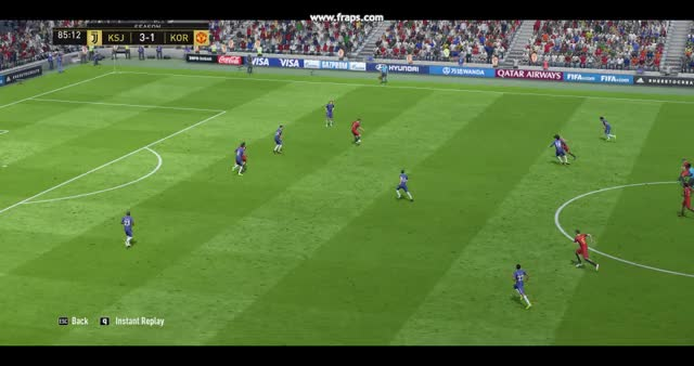 Watch FIFA18 2017-10-03 01-57-17-20 GIF on Gfycat. Discover more related GIFs on Gfycat