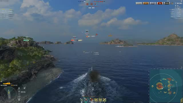 Watch and share World Of Warships 2019.08.31 - 01.50.23.01 GIFs on Gfycat