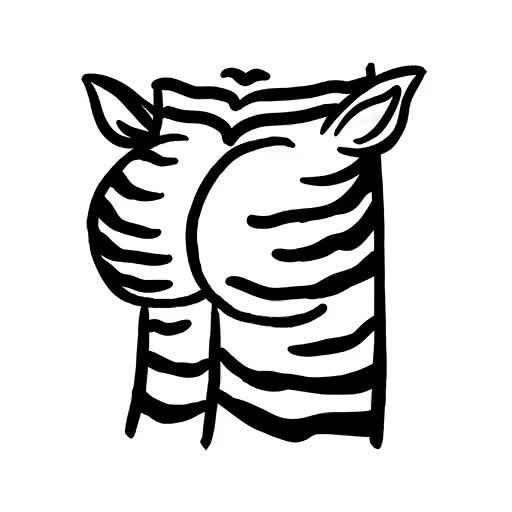Watch and share Zebra-butt GIFs on Gfycat