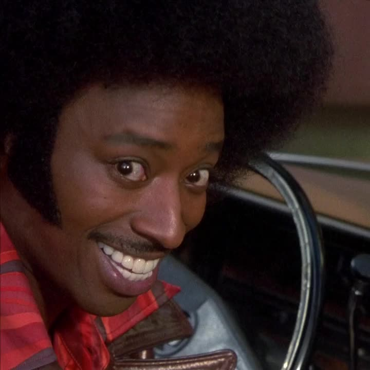 celebs, eddie griffin, tyler the creator, undercover brother, Undercover Brother - eyebrow winks GIFs