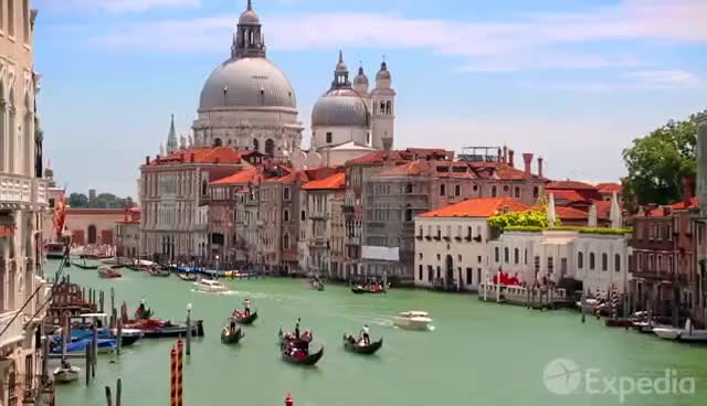 Watch and share Venice Vacation Travel Guide | Expedia GIFs on Gfycat