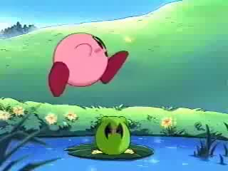 Watch evil kirby GIF on Gfycat. Discover more Film & Animation, evil, gotomonfan, kirby GIFs on Gfycat