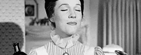 Watch mary poppins julie andrews spoonful GIF on Gfycat. Discover more julie andrews GIFs on Gfycat