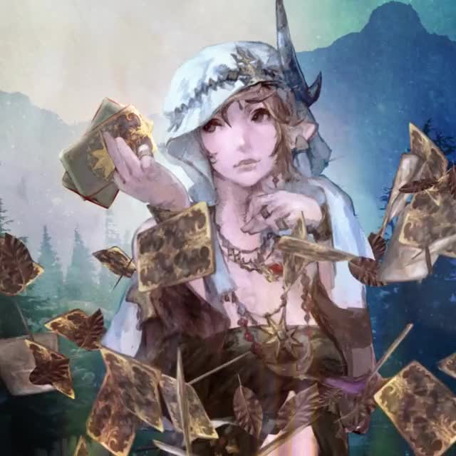 Watch and share FFXIV - Astrologian GIFs on Gfycat