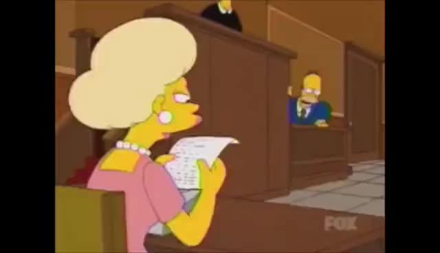 Frases De Homero Simpsons Como Te Atreves Gif находи