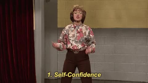 Watch and share Confidence GIFs on Gfycat