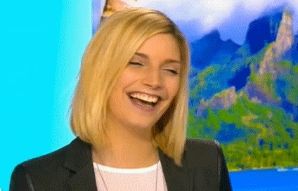 Nadege laughing GIFs