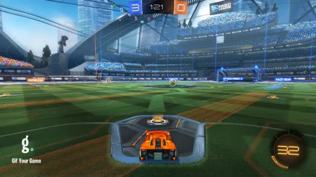Watch Assist 3: Frazier GIF by Gif Your Game (@gifyourgame) on Gfycat. Discover more Frazier, Gif Your Game, GifYourGame, Rocket League, RocketLeague GIFs on Gfycat