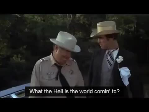 Watch and share Smokey And The Bandit | TexAgs GIFs on Gfycat