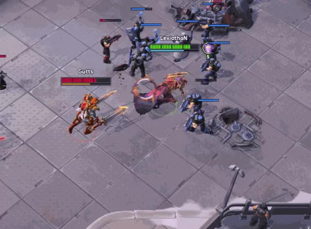 Watch and share Heroes Of The Storm GIFs and Juked GIFs by Felipe Griman on Gfycat