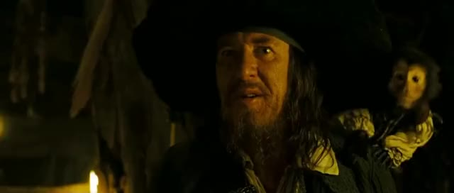 Watch Captain Hector Barbossa Returns GIF on Gfycat. Discover more related GIFs on Gfycat