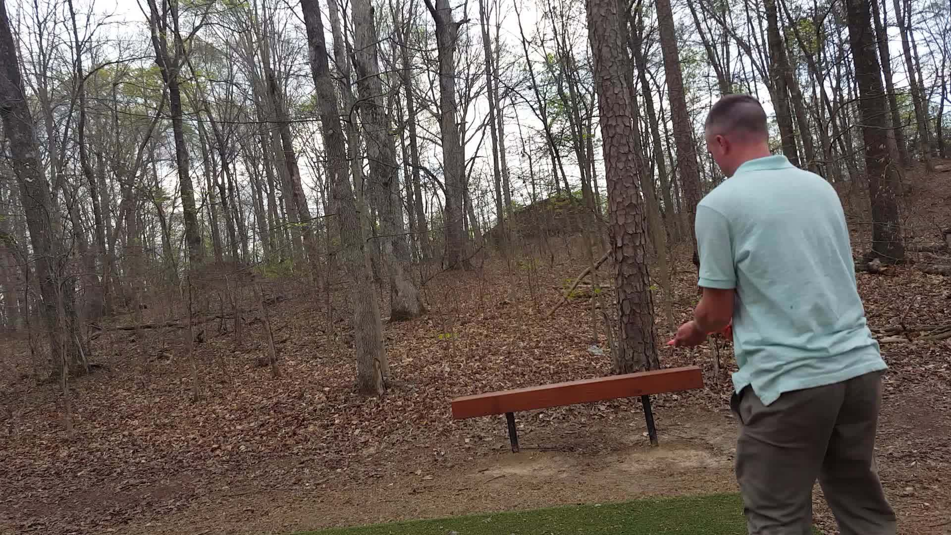 discgolf, Form check week 2c GIFs