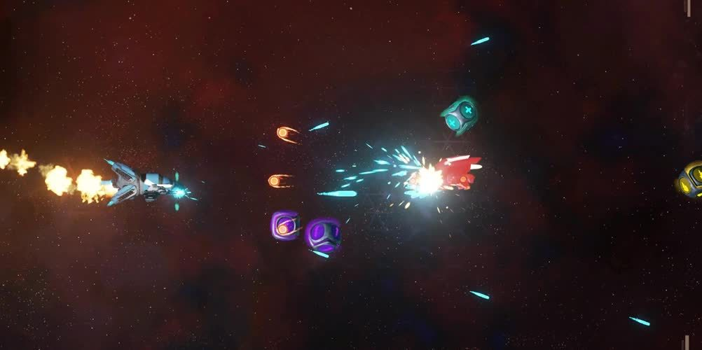 playmygame, Galacide powerups GIFs