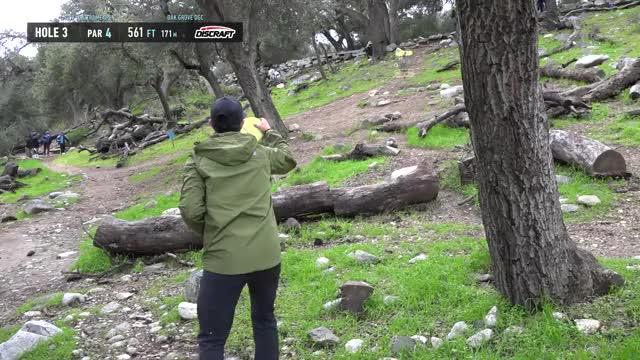 Watch 2019 Wintertime Open - Round 1 Paul McBeth hole 3 putt GIF by Benn Wineka UWDG (@bennwineka) on Gfycat. Discover more dgpt, dgwt, disc, disc golf, mcbeast, nate sexton, paul mcbeth, pdga, simon lizotte, tournament GIFs on Gfycat