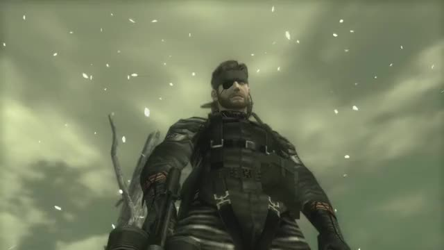 Watch and share Naked Snake GIFs and Big Boss GIFs on Gfycat