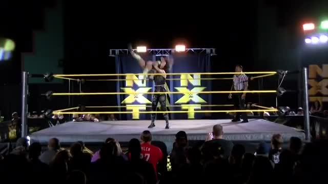 Watch NXT Superstars Ricochet and Kacy Catanzaro take you to the gym GIF by The Livery of GIFs (@thegifery) on Gfycat. Discover more Ricochet GIFs on Gfycat