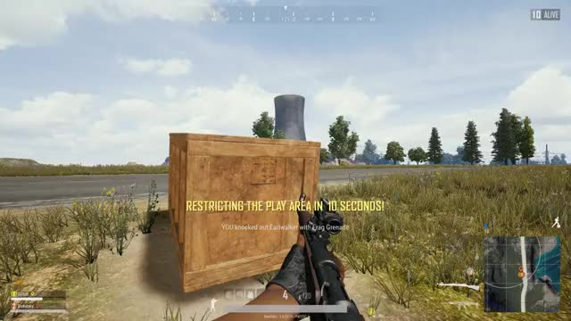 Watch and share Vlc-record-2018-05-04-20h37m43s-PLAYERUNKNOWN GIFs on Gfycat