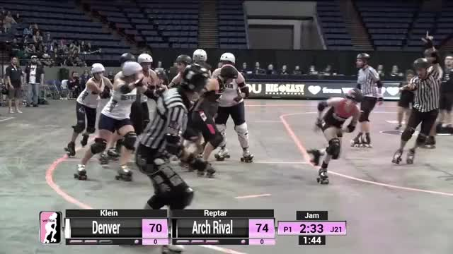Watch and share Rollerderby GIFs and Association GIFs by The Livery of GIFs on Gfycat